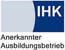 Anerkannter Ausbildungsbetrieb IHK