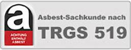 Asbest-Sachkunde nach TRGS 519