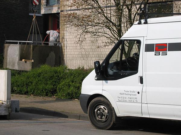 CBS GmbH - Bohr- und Sägebetrieb